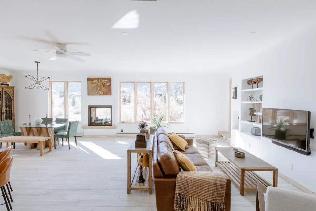 Airbnb Colorado Resort-like Adobe