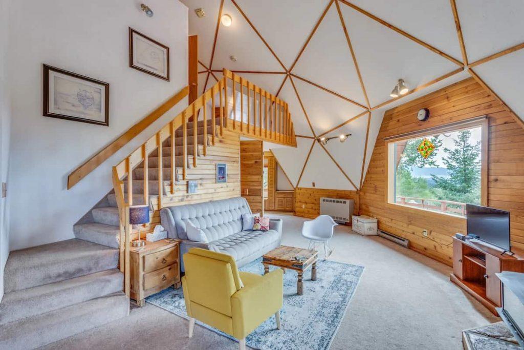 Best Airbnb Colorado Vista Dome