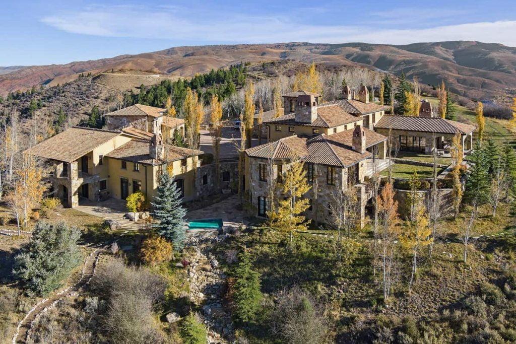 Il Podere Italian Villa Airbnb Colorado