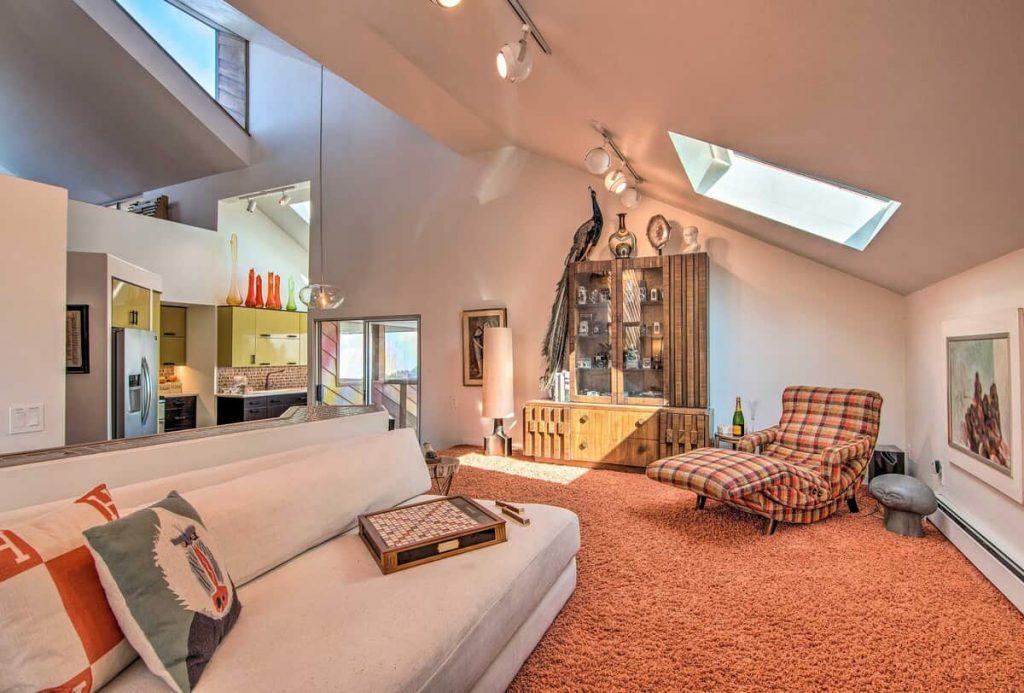 Unique Colorado Airbnb Boulder Barrett House