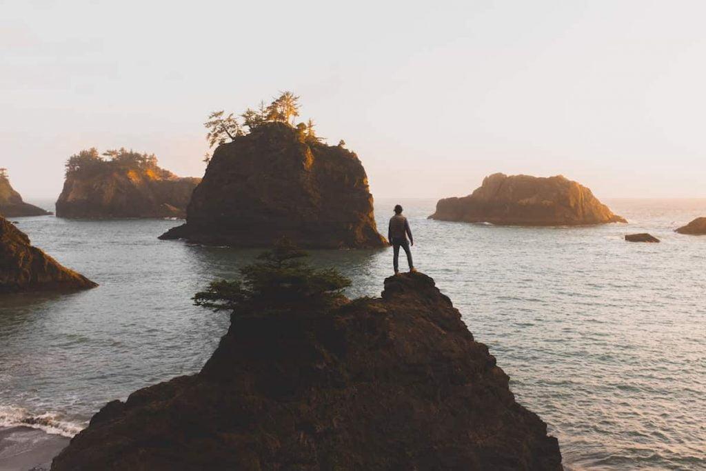 Best Airbnb Oregon Coast Rentals Samuel H Boardman State Park