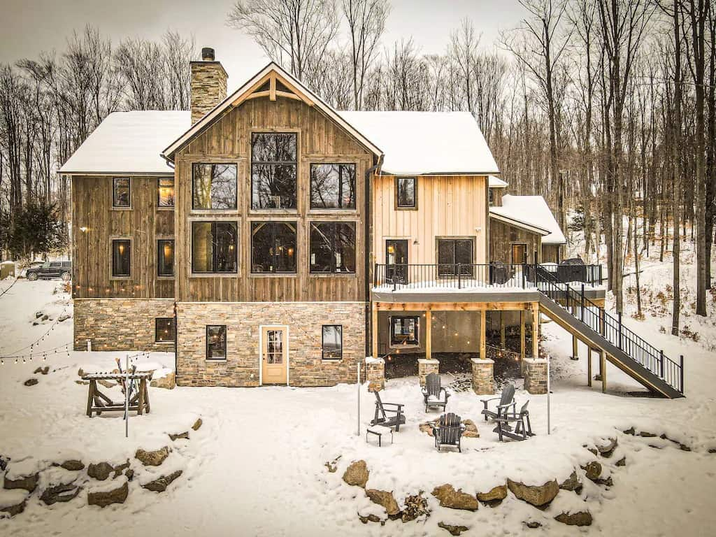 Beautiful home on Boyne Mountain - Ski-In Out, featuring 4 master suites Best Vrbo Michigan