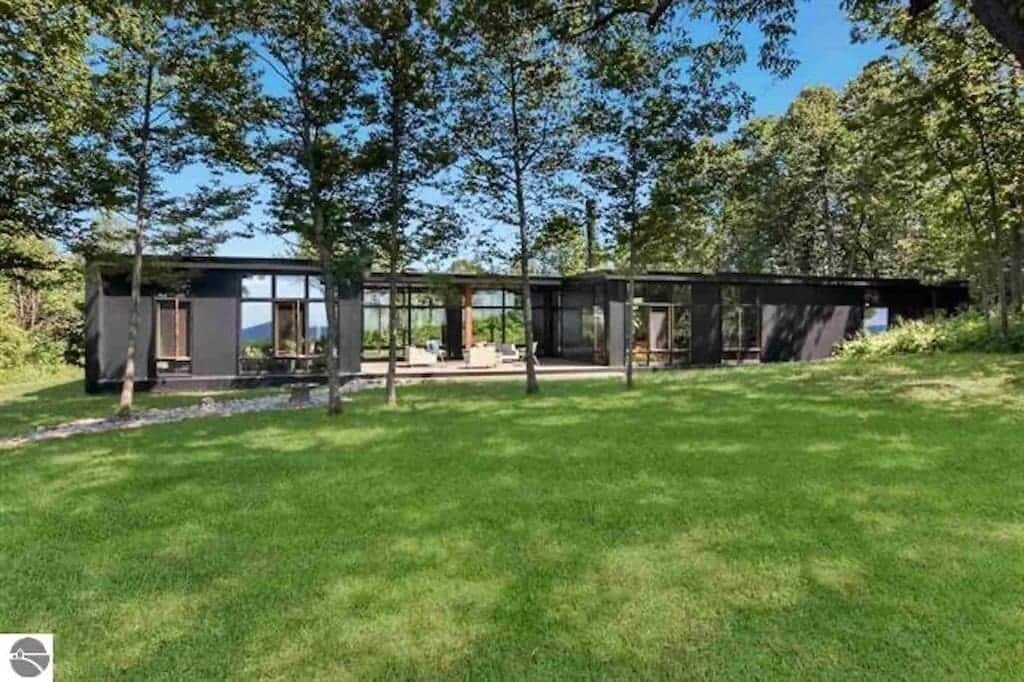 Best Vrbo Lake Michigan Modern Michigan Lake House Rental