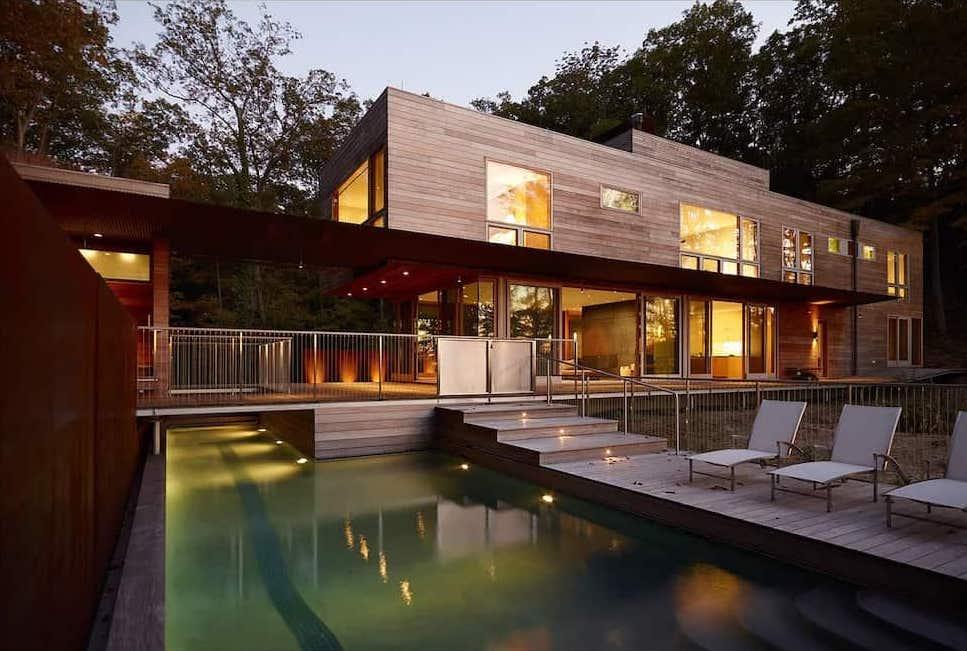 Modern Lakeside Michigan Home Vrbos in Michigan