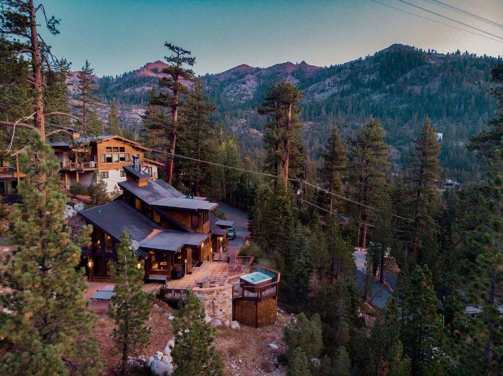 Best Vrbo Lake Tahoe Vacation Rentals Mountain Cabin