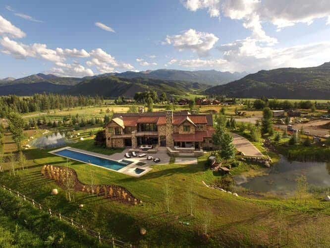 Luxury Estate Featured in Dwell Magazine VRBOs in Colorado