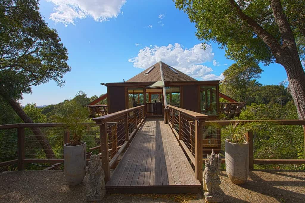 Best Vrbo Santa Cruz Vacation Rental Treehouse