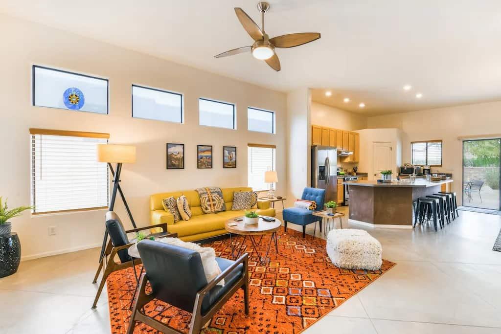 Beautiful Dog-friendly Tucson Home Best VRBOs in Tucson
