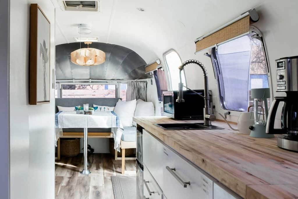 Best VRBO Phoenix Unique Remodeled Airstream