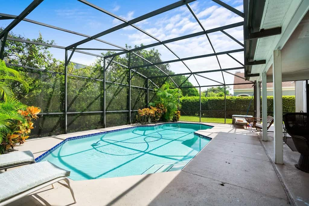 Luxury Home with Heated Pool VRBO Orlando
