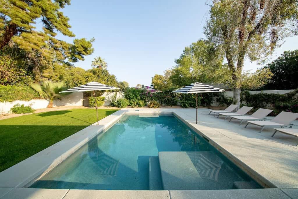 Modern Phoenix Home with Private Pool Best VRBO Phoenix