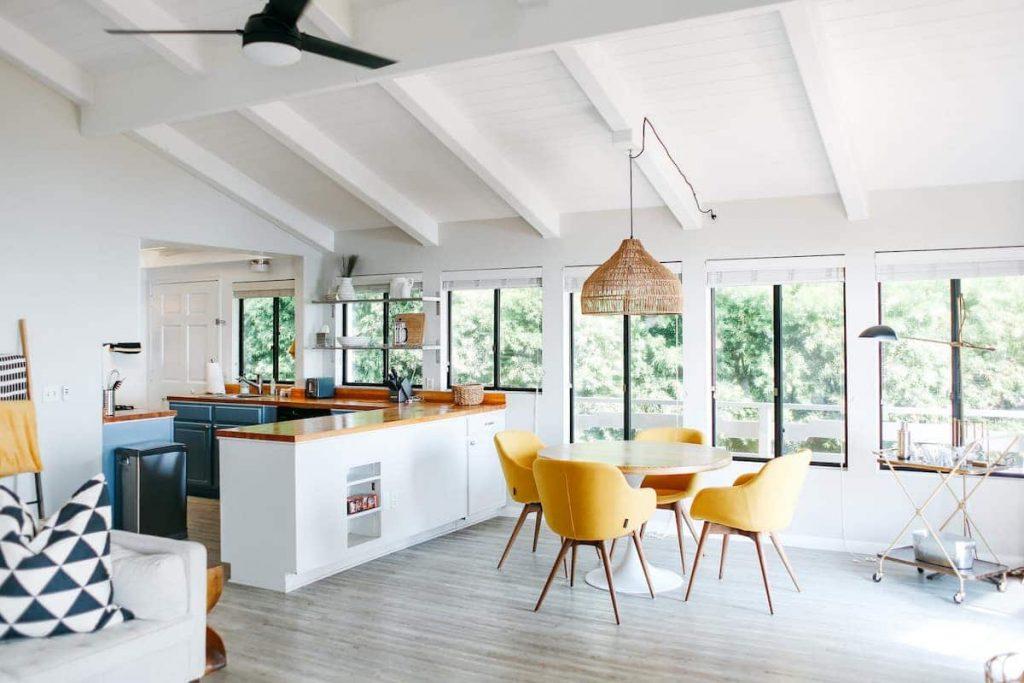 Airbnb in Santa Barbara Skyview Beach Cottage