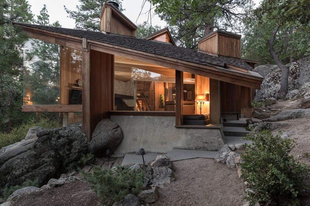 Architect's Dream Luxury Mountain Home