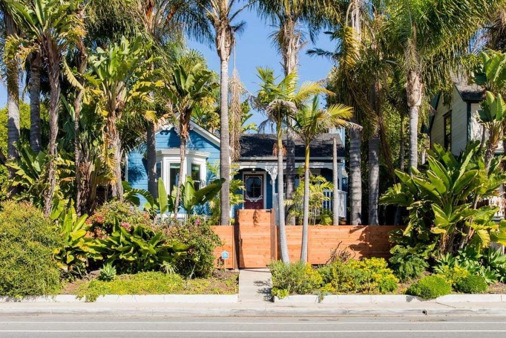 Beachy Blue Hideaway Summerland Santa Barbara Airbnb