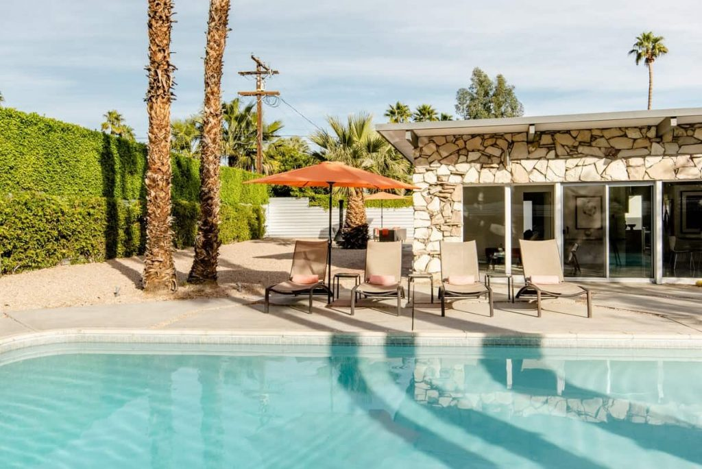 Beautiful Airbnb Palm Springs Spectacular Mid Century Meiselman Home