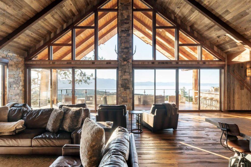 Best Airbnb Lake Tahoe Sherman Estate