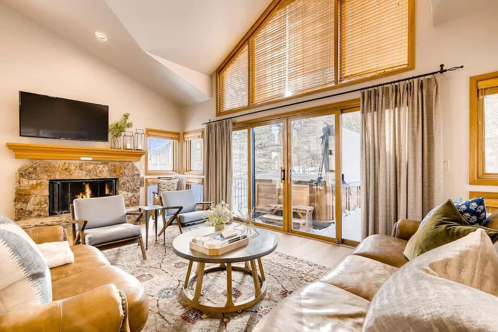 Best VRBO Breckenridge 3BR Townhome - Walk to Lifts and Main St