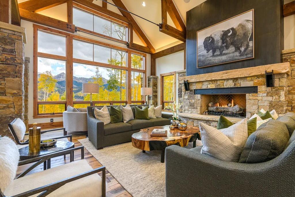 Best VRBO in Telluride Exceptional Luxury Home