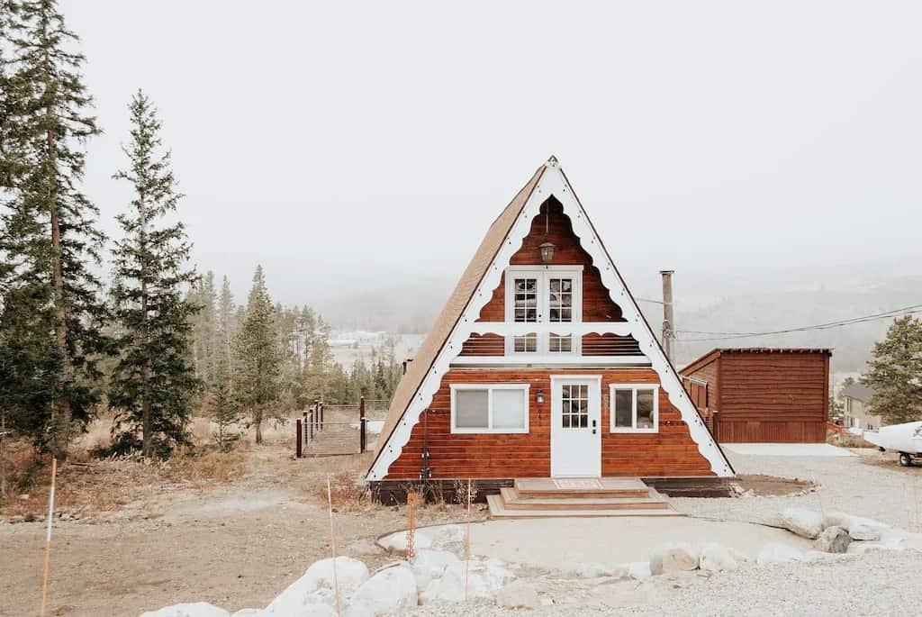 Best Vrbo Breckenridge Colorado A Frame Cabin