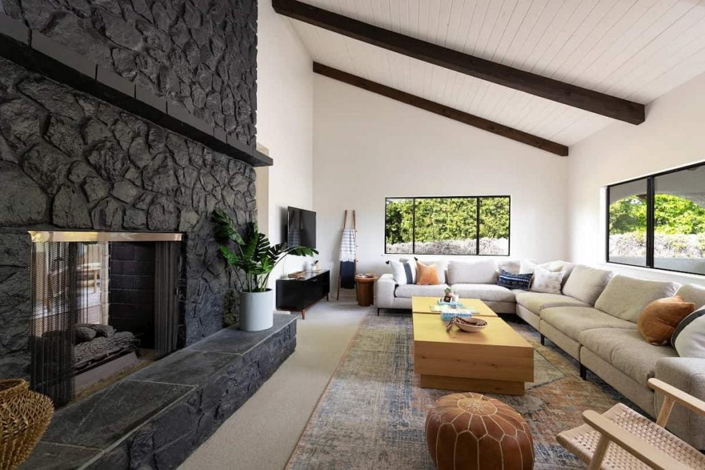 Blackrock Beach House Airbnb in Santa Barbara