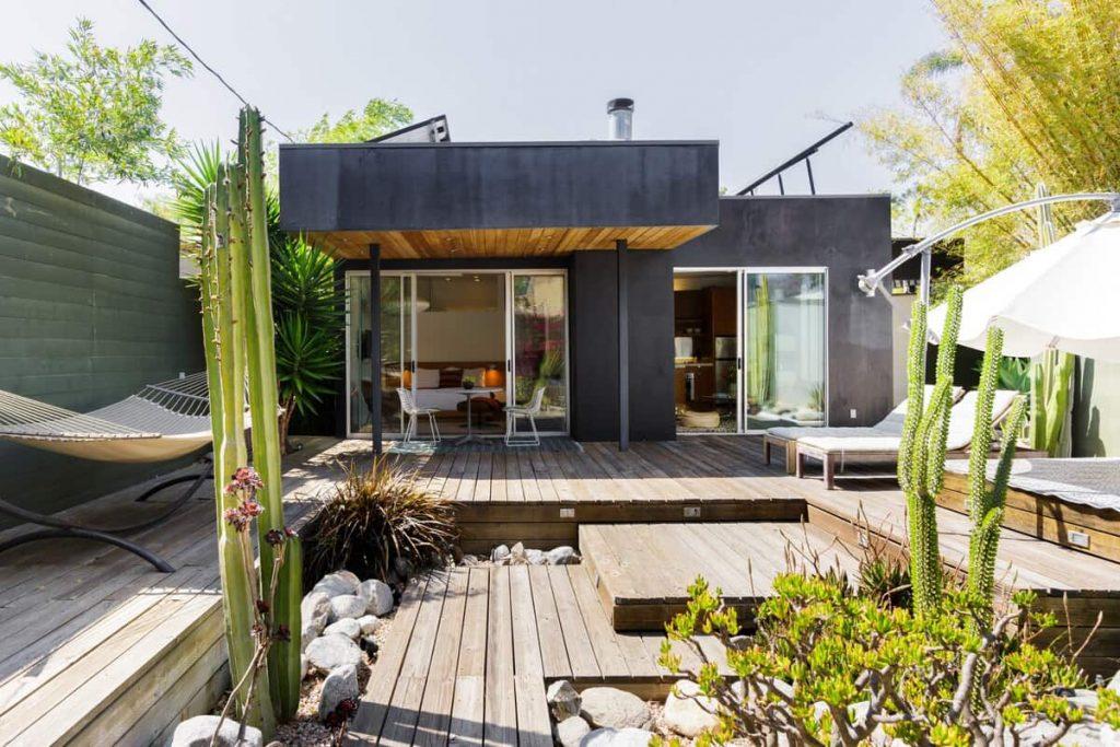 Cactus Flower Eco Airbnb Los Angeles