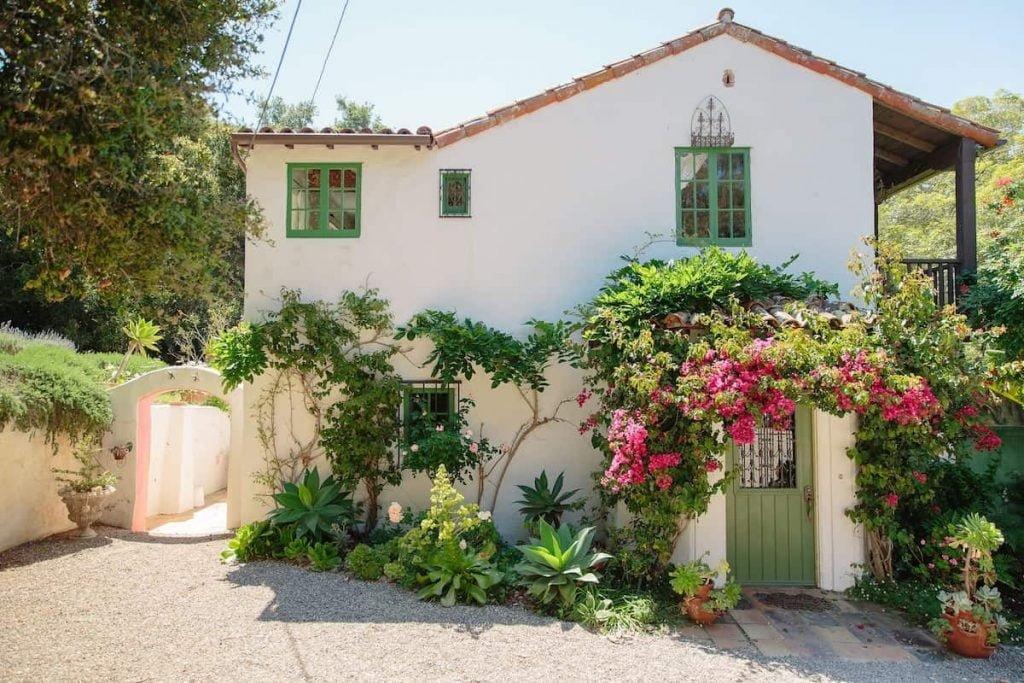 Fabulous 1920s Mediterranean Estate Montecito Santa Barbara