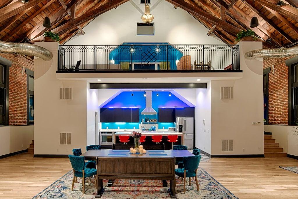 Luxurious, Modern Urban Sanctuary VRBO in Denver