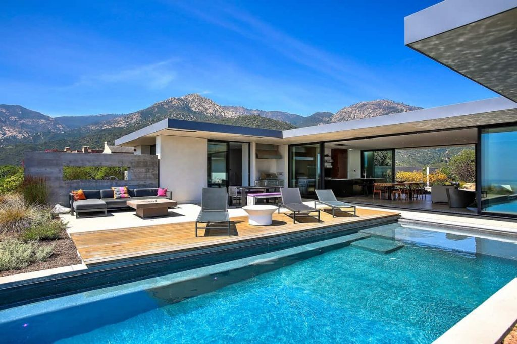 Luxury Hilltop Home Best Airbnb Santa Barbara