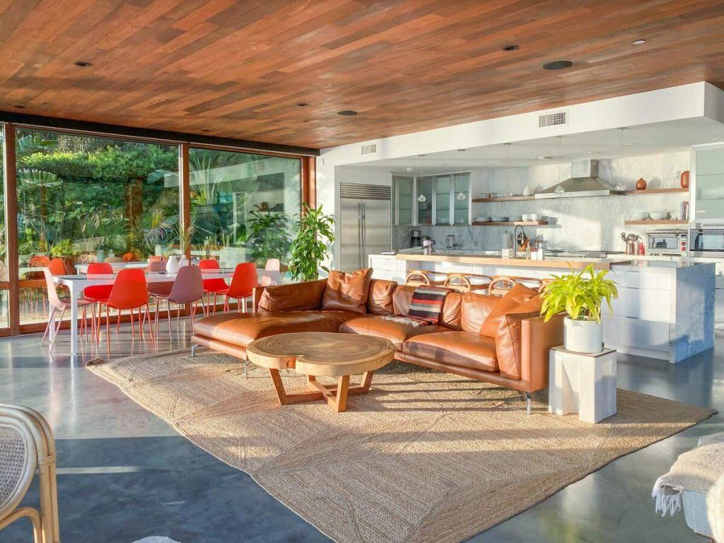 Malibu Mid Century Modern Luxury Airbnb Los Angeles