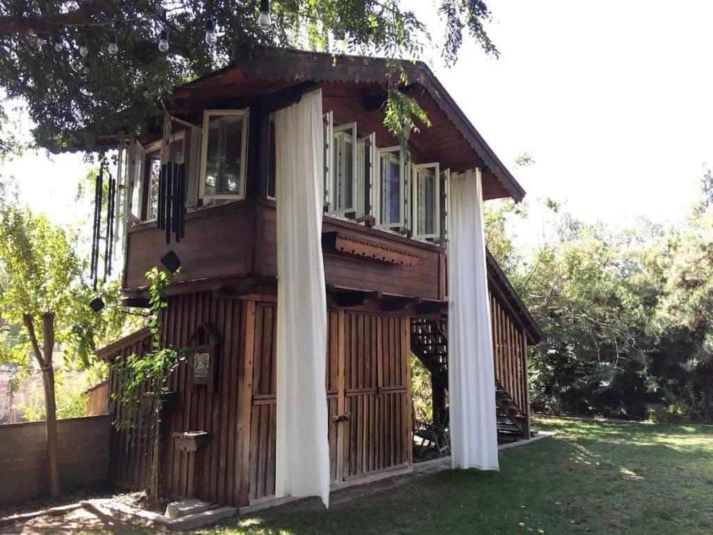 Old Fig Garden California Treehouse