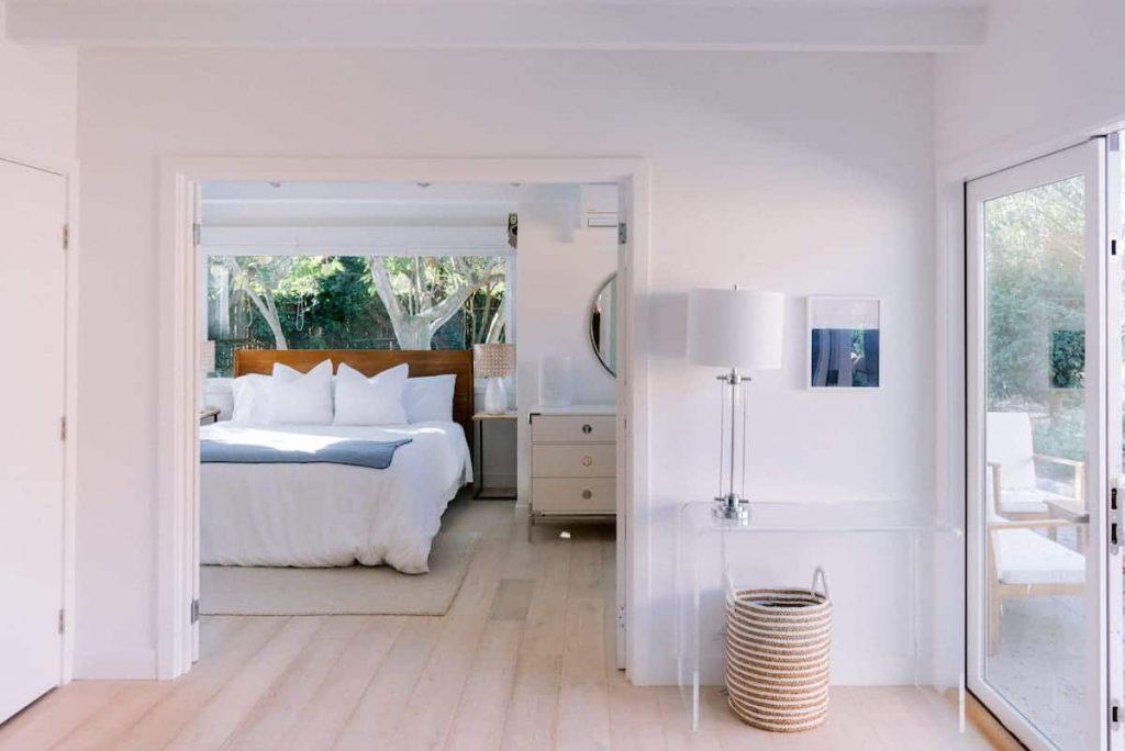Palm Cottage Airbnb Santa Barbara Montecito