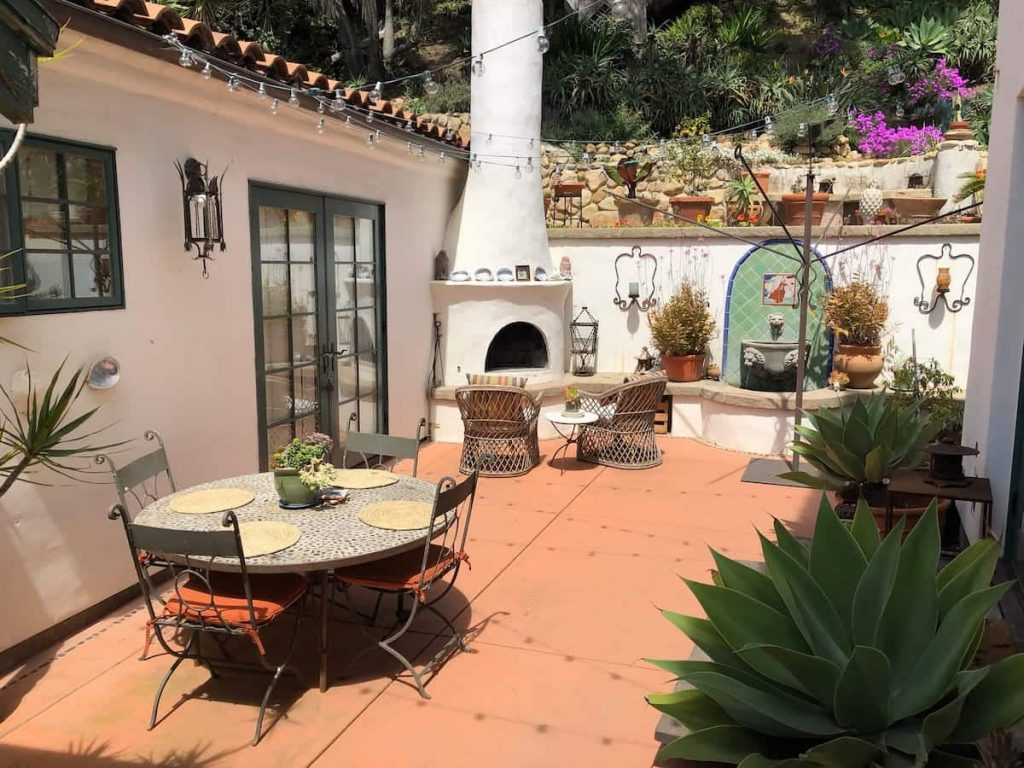 Petite Retreat Artist Studio Santa Barbara Montecito