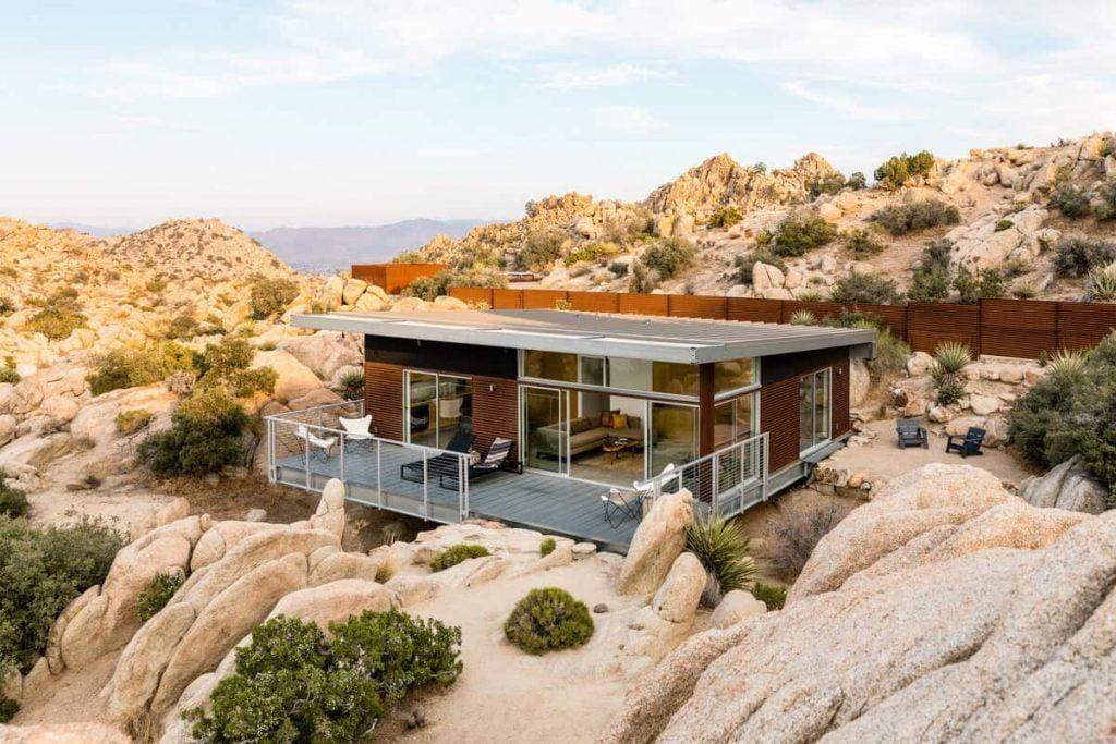 Rock Reach House airbnb in joshua tree