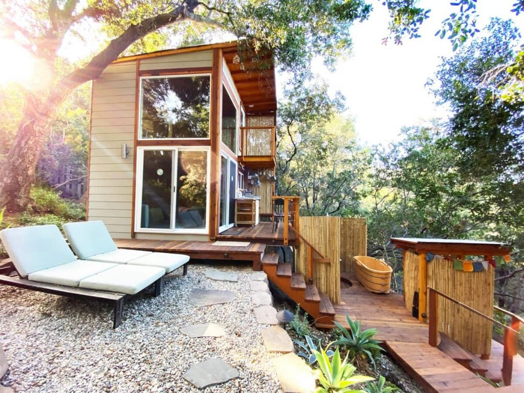 ShangriLaLa Tiny House Airbnbs in Los Angeles