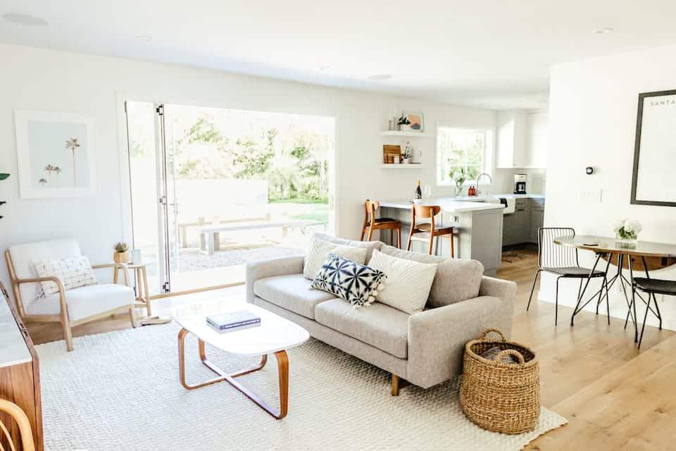 Shoreline Retreat Santa Barbara Airbnb