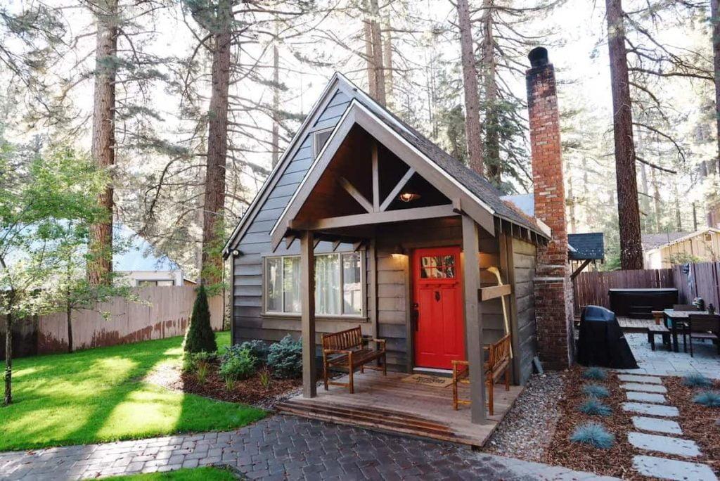 Tahoe Cabin Oasis Romantic Airbnb Lake Tahoe Cabin