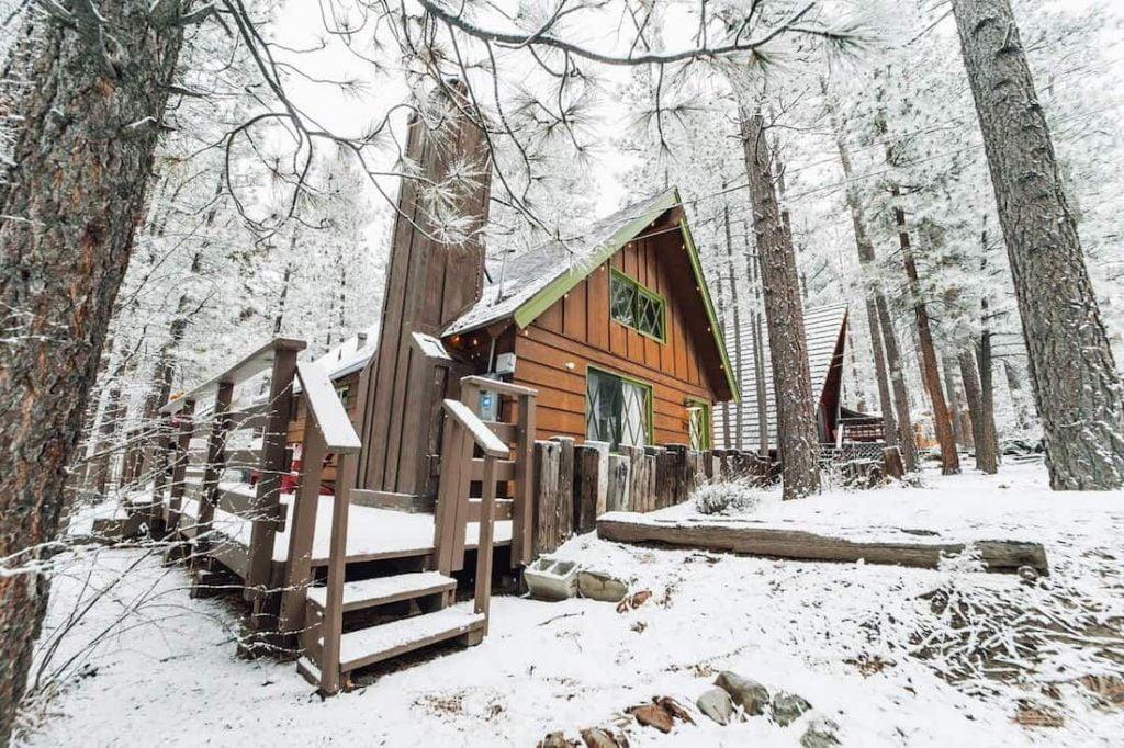 Twin Pines Chalet Big Bear Airbnb