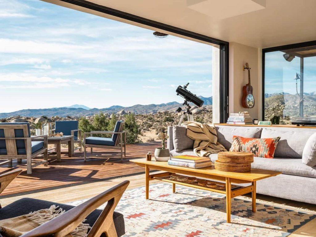 Whisper Rock Ranch Joshua Tree Airbnb