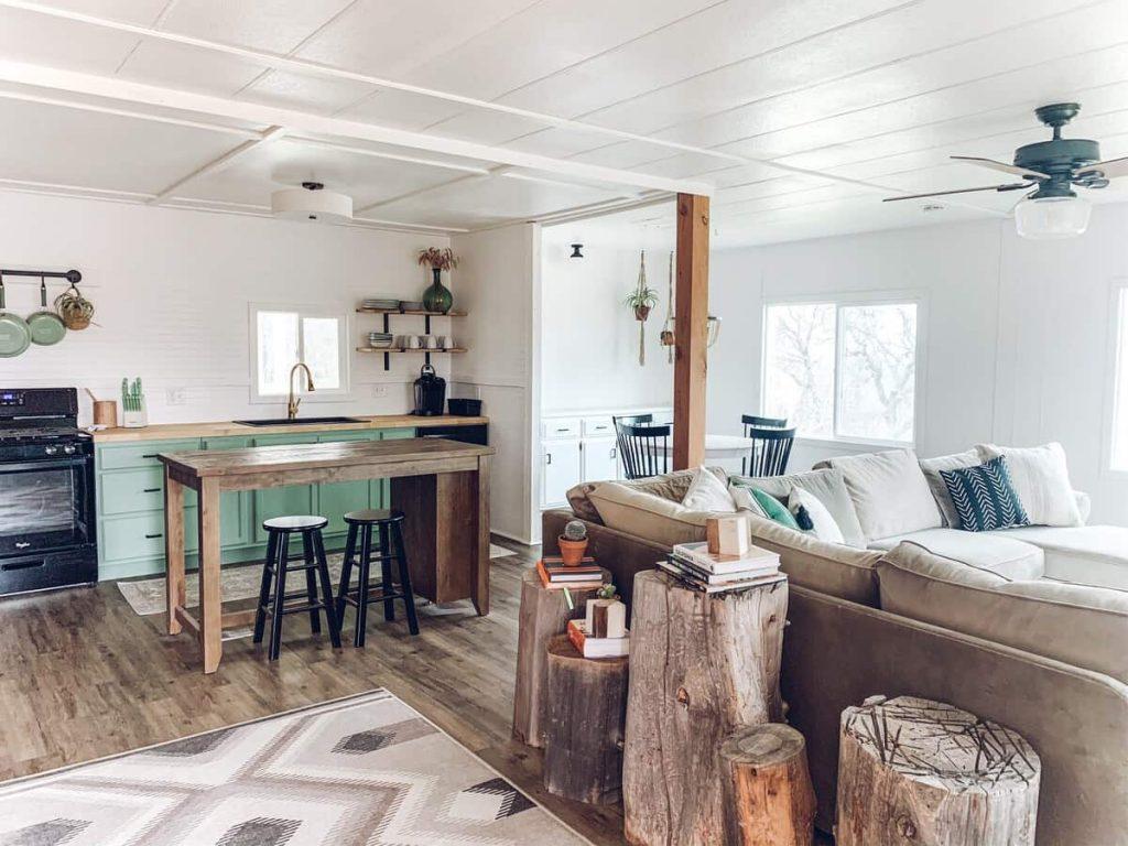 Yosemite Airbnb Boho Bungalow