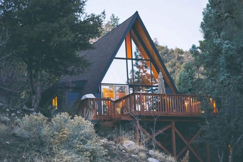 alterra house a frame big bear airbnb
