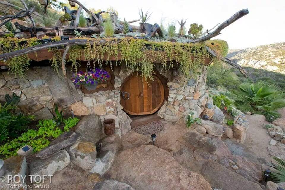 san diego hobbit house