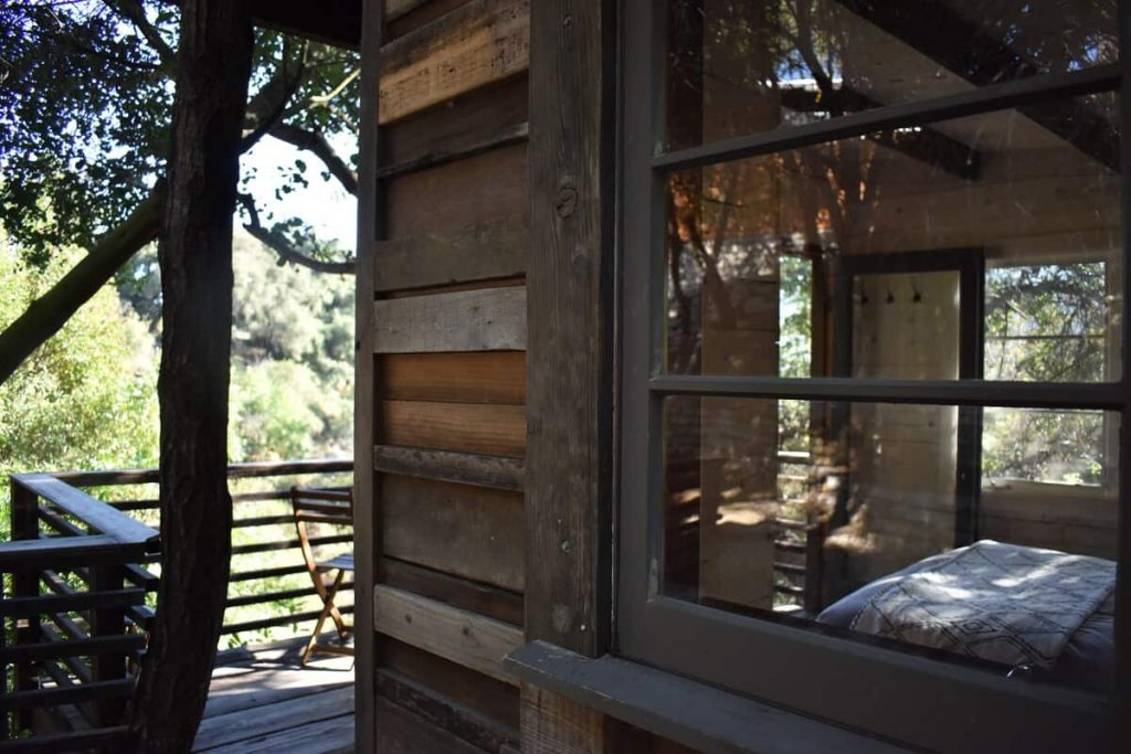 treehouse rental in california The Flying Pig Treehouse Oasis